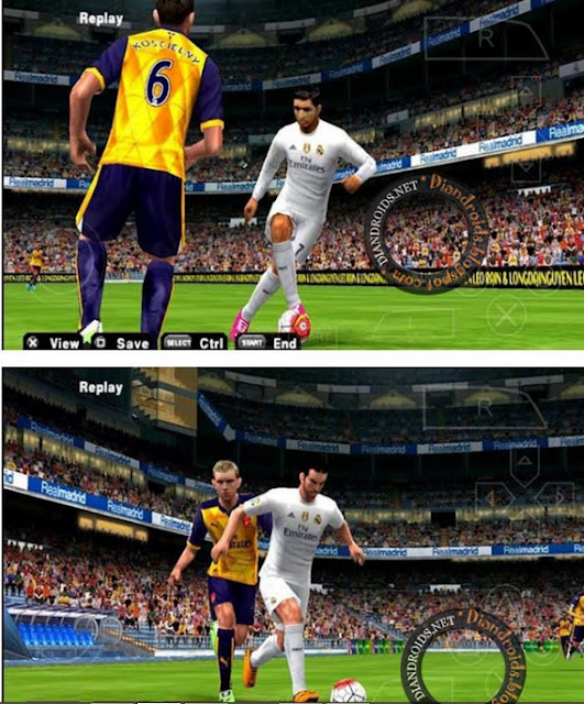 Game PES 2016 ISO Patch Galaxy11 V3