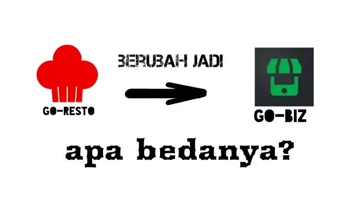 Gojek Go-Resto Berubah Jadi Go-biz, apa bedanya?