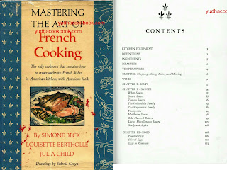 French cooking ebook, art of french cuisine, french art cooking,
