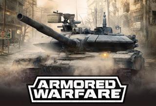 تحميل لعبة حرب الدبابات للكمبيوتر ARMORED WARFARE مجانا