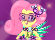 Legend Of Everfree Fluttershy Crystal Guardian
