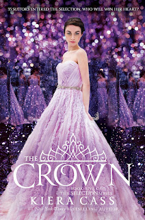 "A la venta ""The Crown"" de Kiera Cass"