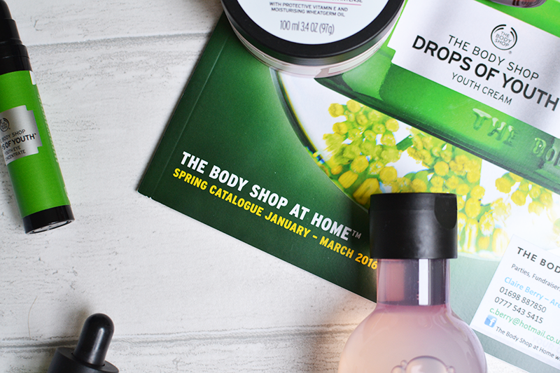 The Body Shop at Home Skincare Review | Colours and Carousels - Scottish Lifestyle, Beauty and Fashion blog
