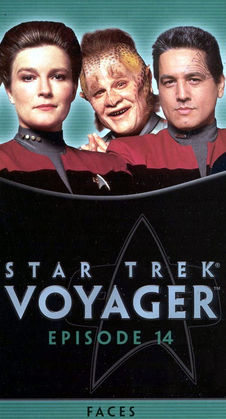 Star Trek: Voyager - Season 1 Episode 14: Faces