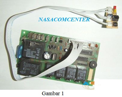Cara Mengganti Modul Ac Dengan Universal Nasacomcenter 085727182241