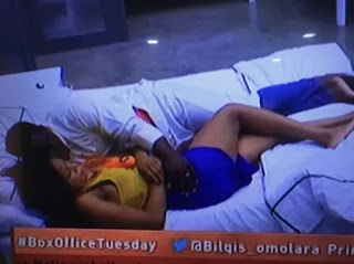 BBNaija: Bitto summoned by Big brother for touching Princess