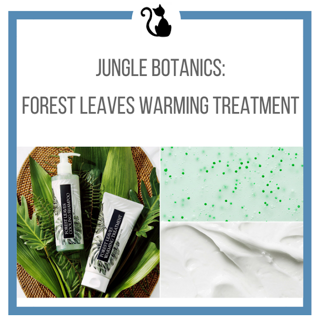 Rozgrzewająca odżywka od Jungle Botanics