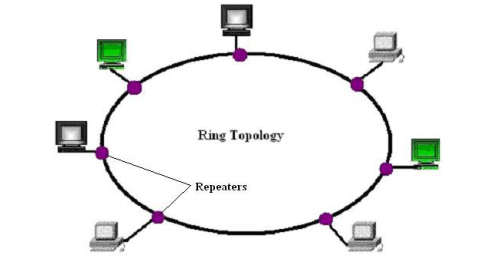 network topology types ~ information technology (IT)