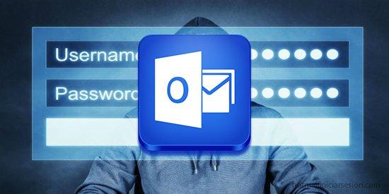 comprobar tu identidad en Outlook.com