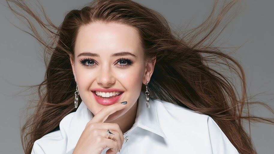 Katherine Langford, Smiling, Girl, 4K, #6.2243