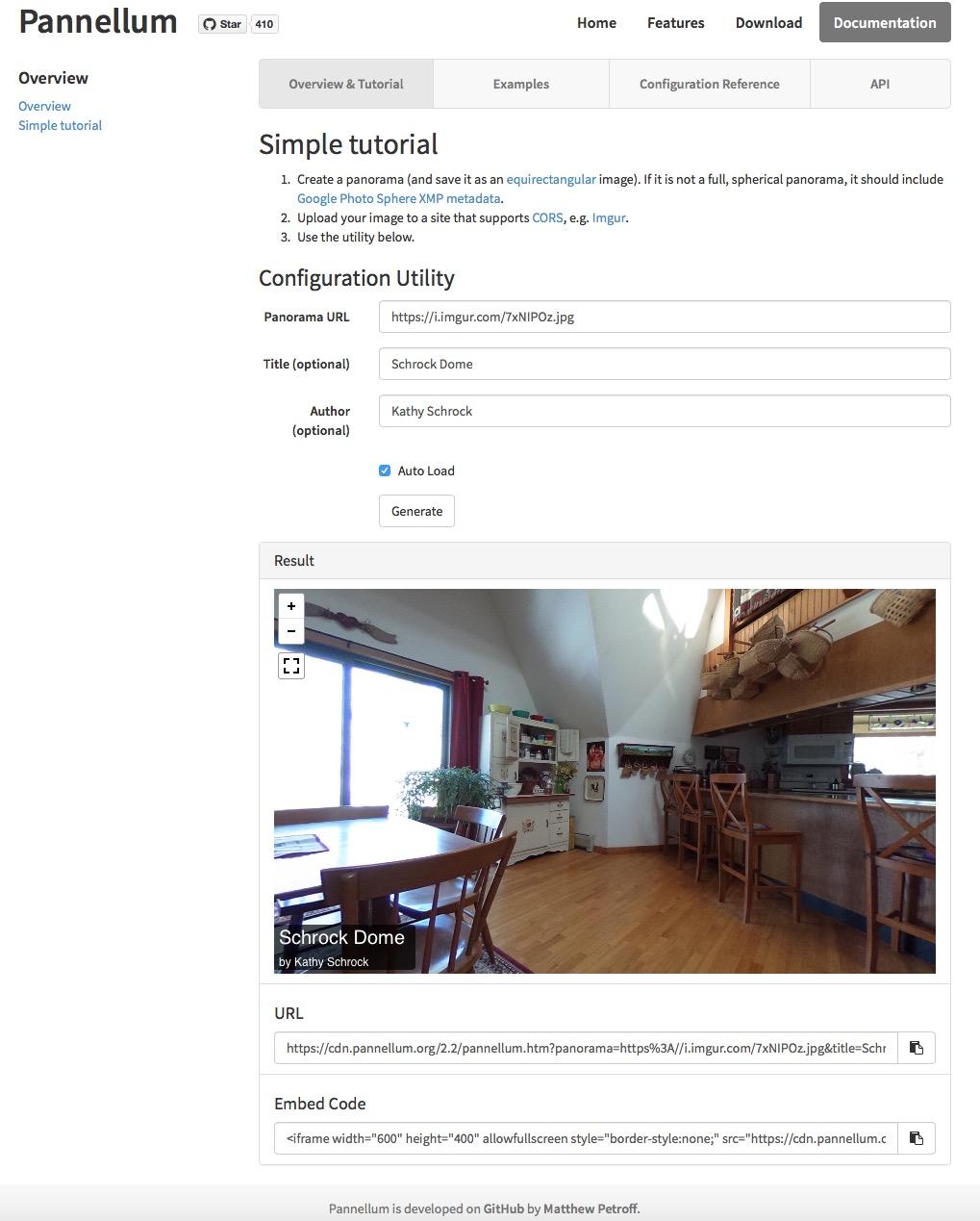 Kathy Schrock's Kaffeeklatsch: Ricoh Theta S image hosting