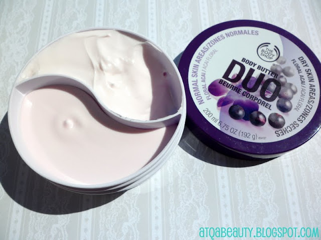 Pielęgnacja :: The Body Shop, Body Butter Duo
