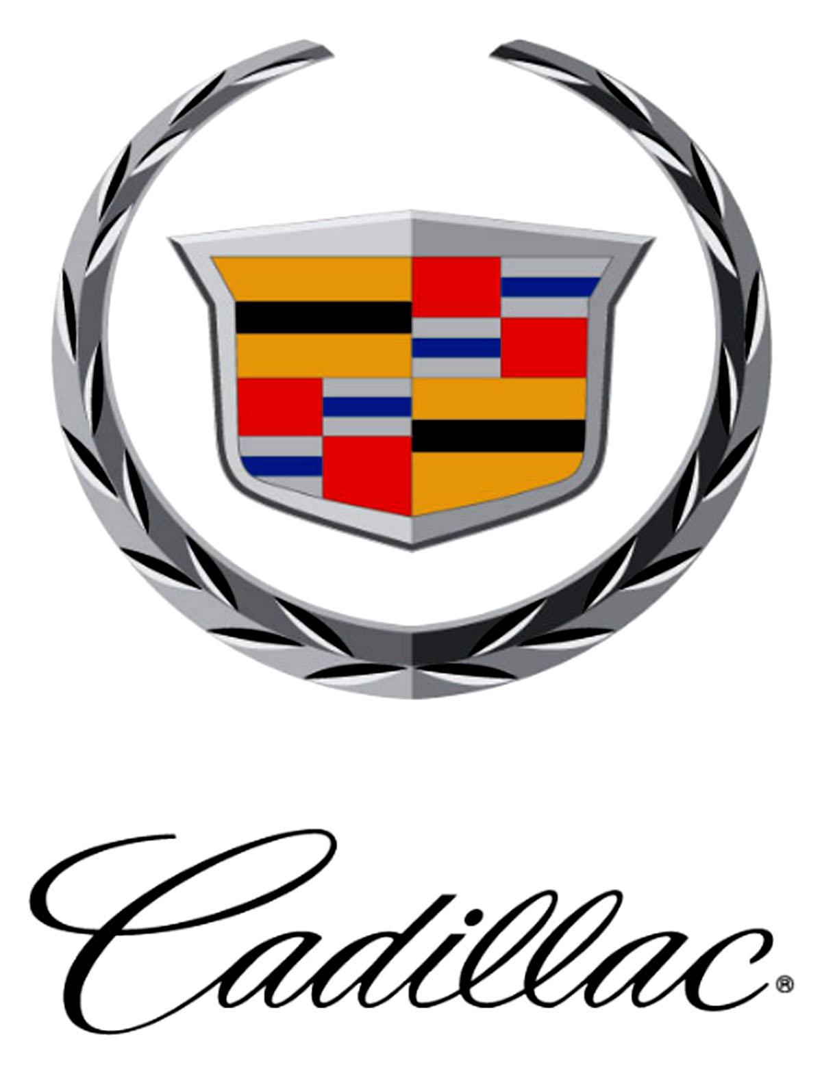 Logo Cadillac on Automobile Asbaquez