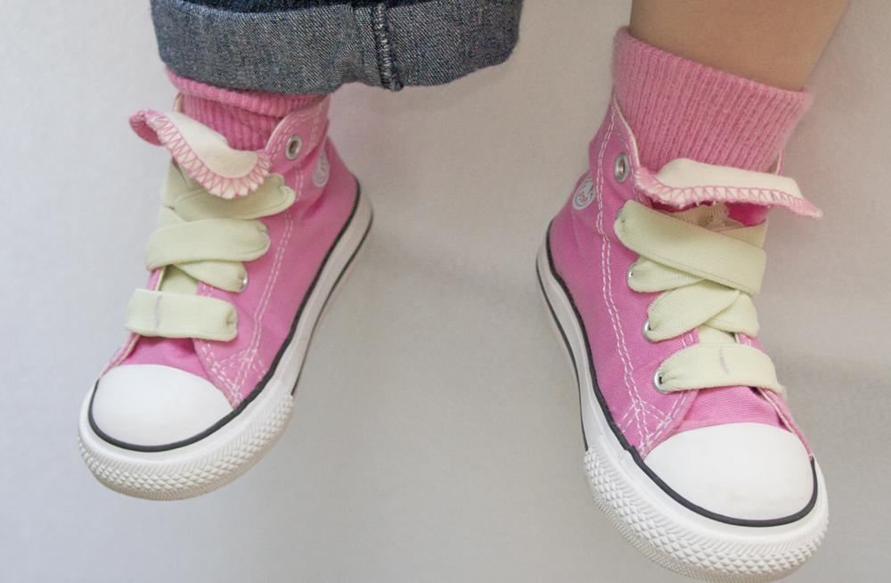 Elastic Shoe Lace Browndress