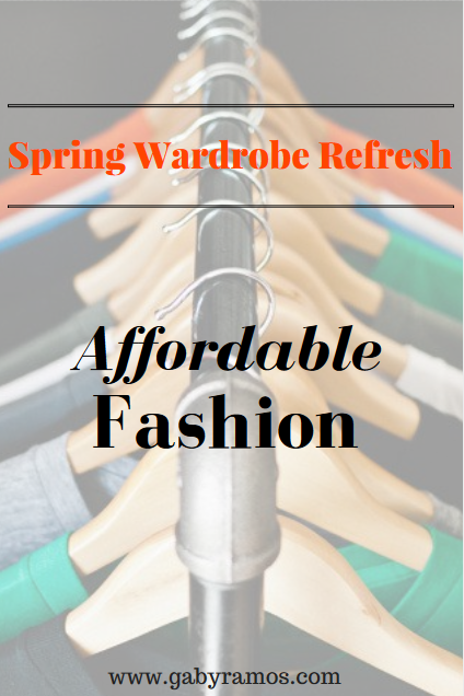 Affordable-Spring -Wardrobe-Refresh from 599Fashion via www.gabyramos.com