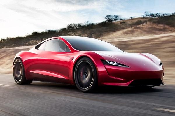 Tesla Roadster 2019