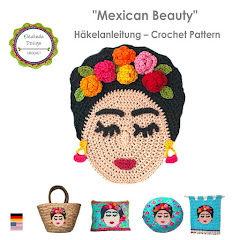"Ebook ""Mexican Beauty"" Häkelanleitung"