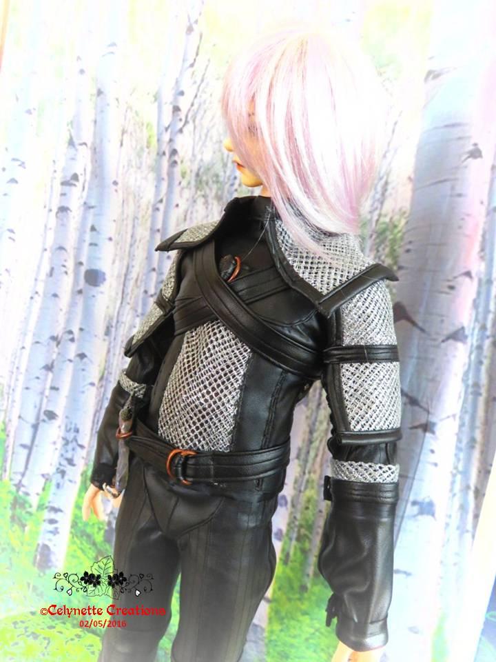 cosplay 3D en couture Diapositive14