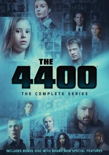Baixar The 4400 1ª,2ª,3ª e 4ª Temporada Legendado
