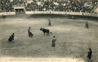 corrida autrefois