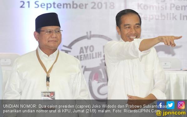 Bisa Jadi Prabowo Jurkam Terbaik untuk Jokowi