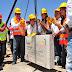 Colocan primer piedra del Parque Público de Playa de Huatabampo