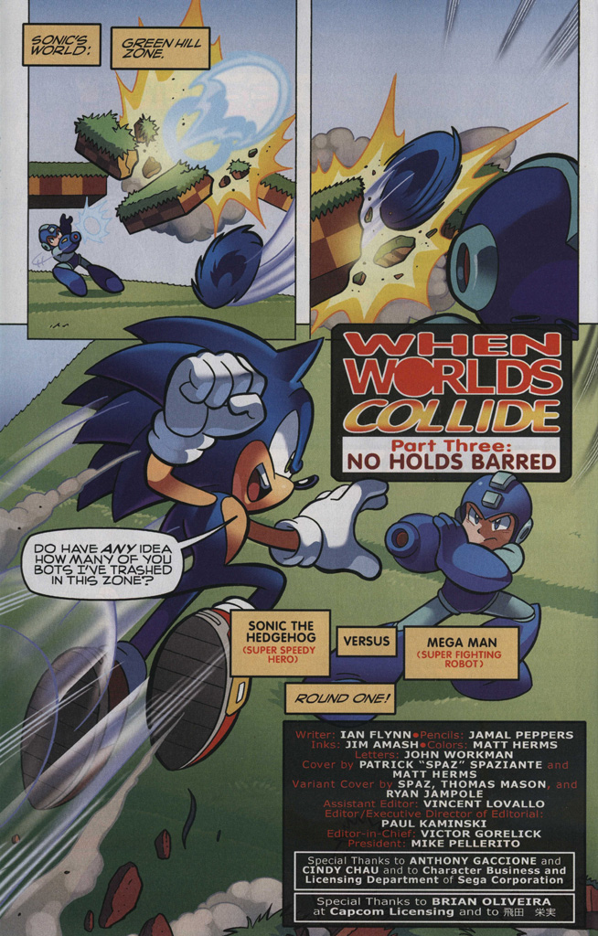 Read online Sonic The Hedgehog comic -  Issue #248 - 4