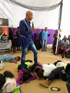 Pastor makes congregation strip - Nehanda Radio