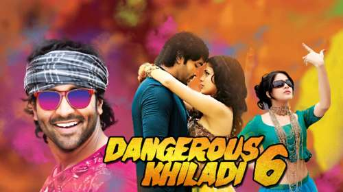 Dangerous Khiladi 6 2017 Hindi Dubbed 720p HDRip x264