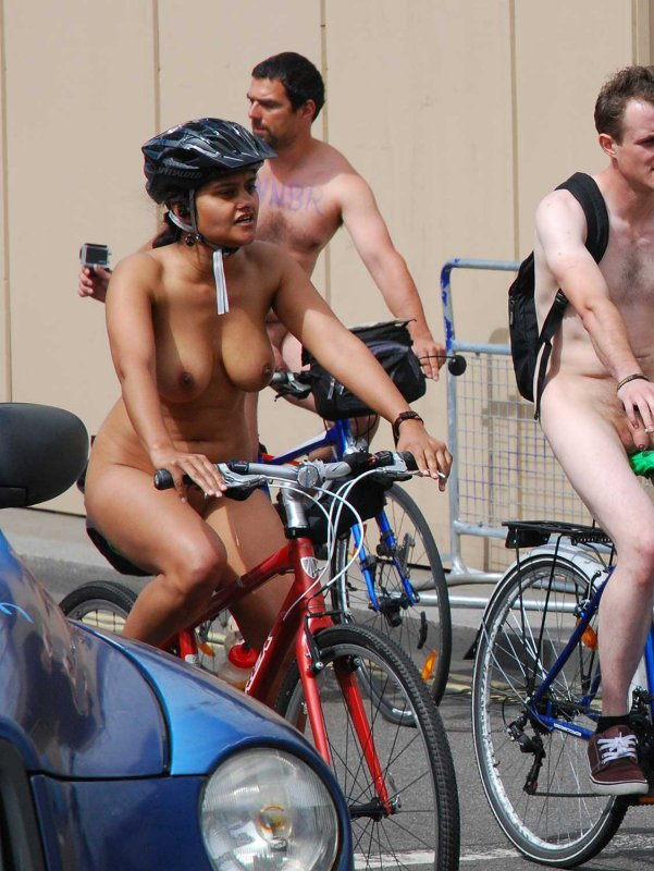 Indian Nude Girl Ladygod1Va In London Naked Bike Ride -6416