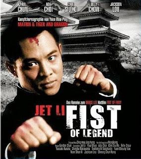 Film Fist of Legend (1994) Film Subtitle Indonesia
