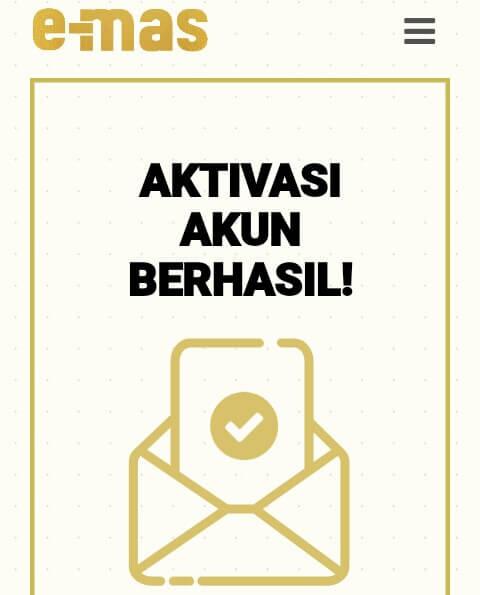 """Anda disuruh untuk melakukan Verifikasi akun dengan cara memasukkan kode OTP yang telah diberikan melalui sms. Jika sudah Pilih """"Verifikasi Akun""""."""