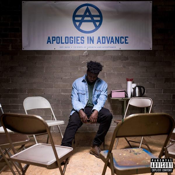 Sylvan LaCue - Apologies in Advance Cover