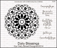 ODBD Doily Blessings