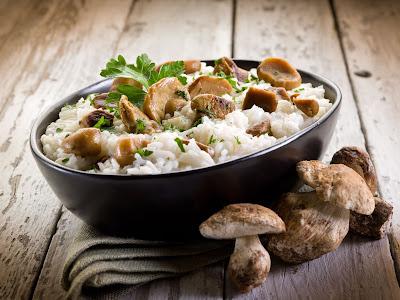 Platos con arroz ideales para la llegada del frío