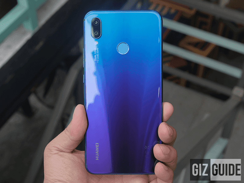 Huawei launches a refreshed Nova 3i with 6GB RAM in China