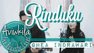 Ghea Indrawari - Rinduku (Cover Aviwkila)