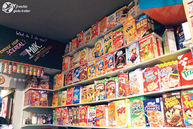 Cereal Killer Cafe // London - Brick Lane
