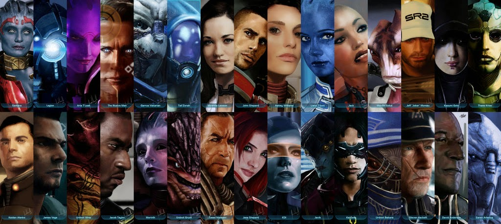 Mass Effect PC Game Highly Compressed