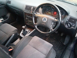 Golf TDI 130 PD Engine