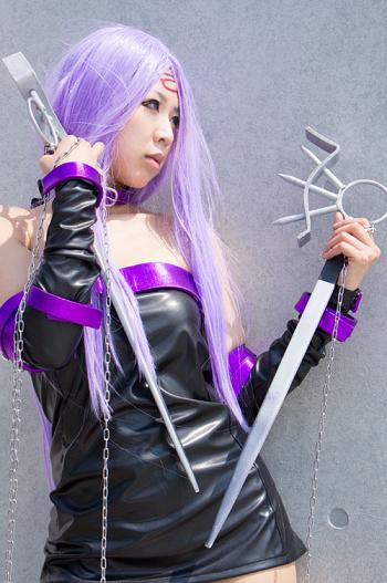 Cosplay fate stay night riders