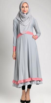 Model Baju Terbaru Fashion Muslimah Modern Online: 10 ...