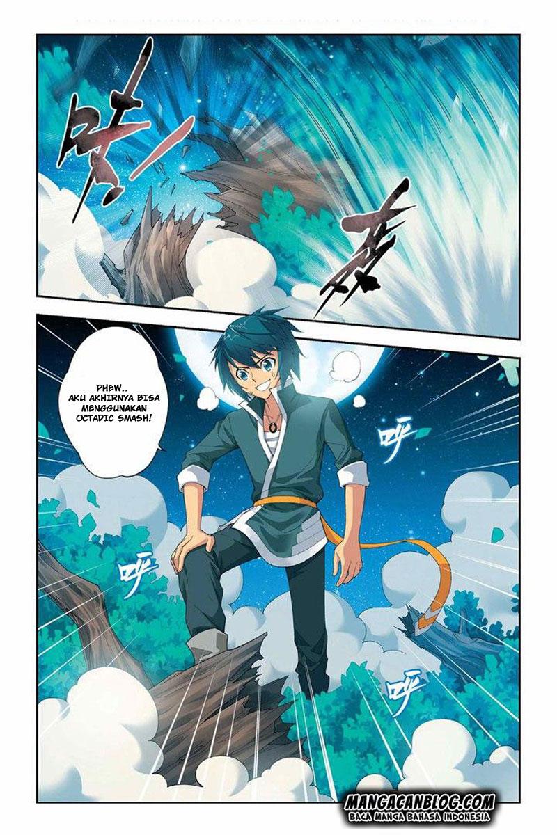 Battle Through Heaven Chapter 09-15