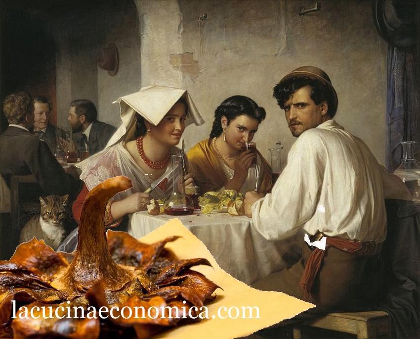 La grande bellezza la cucina romana for La cucina romana