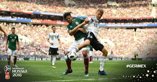 Jerman vs Meksiko 0-1 Video Gol Highlights - Piala Dunia 2018