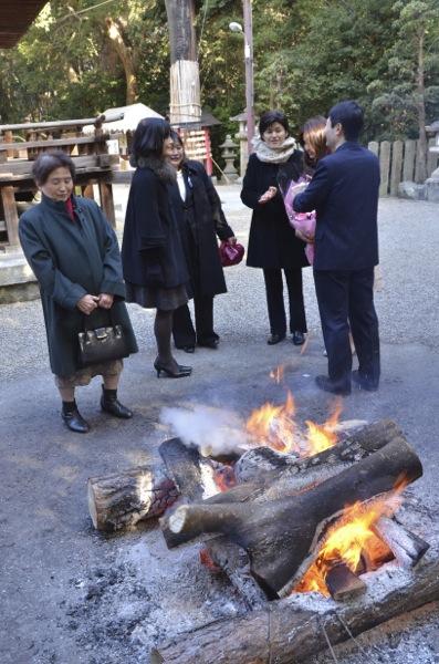 往馬大社、生駒神社