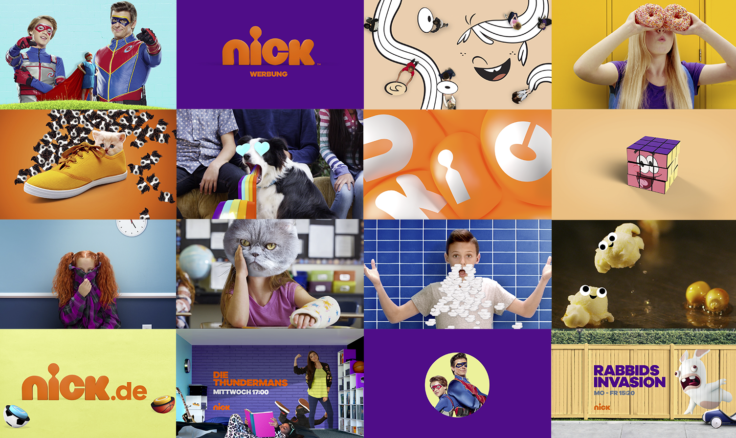 NickALive!: Nickelodeon Launches All-New Brand Refresh In Germany ...