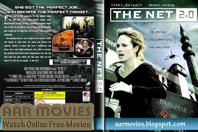 The Net 2.0 (2006) Dual Audio Hindi Dubbed 720p HD Rip