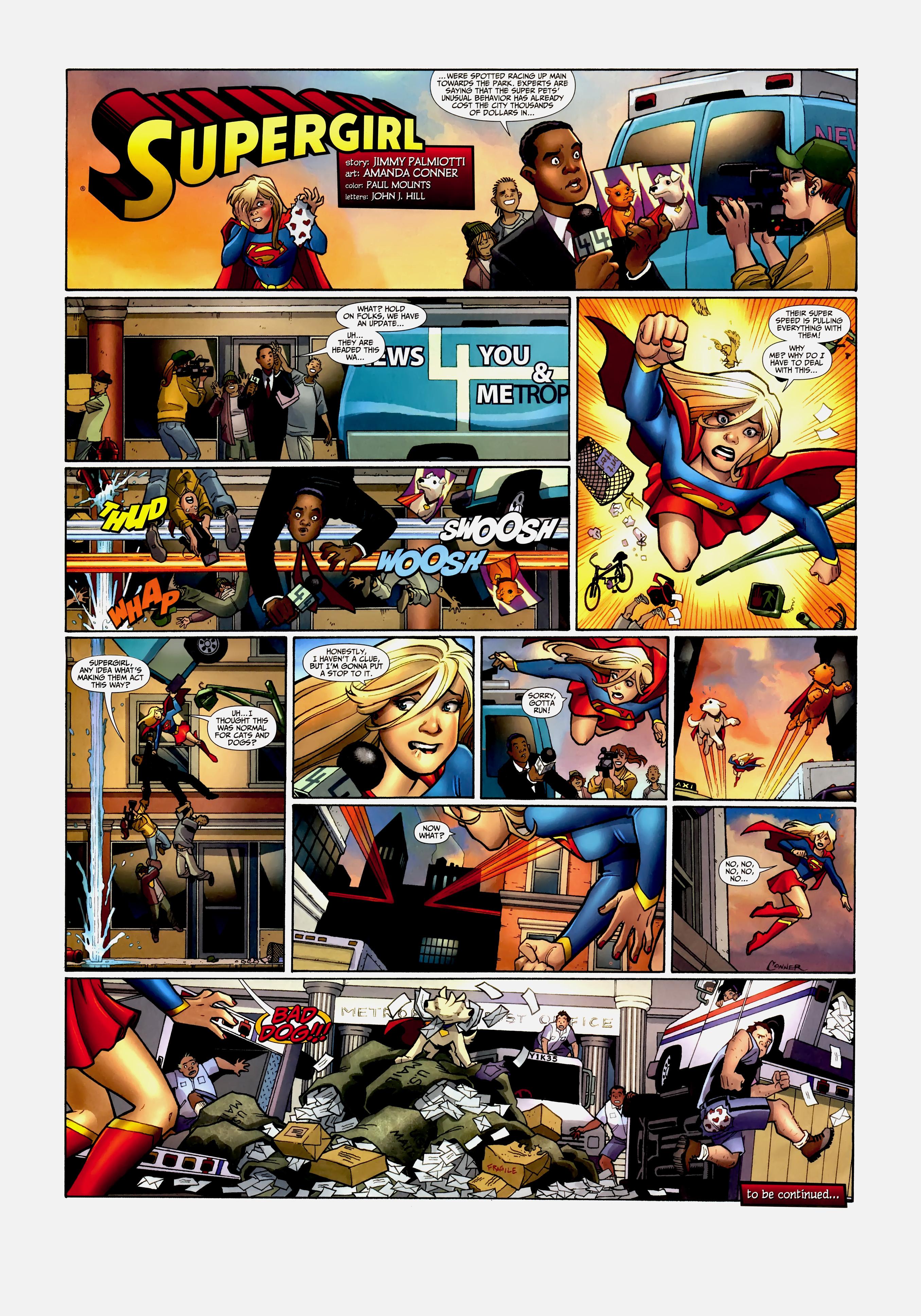 Read online Wednesday Comics comic -  Issue #2 - 10