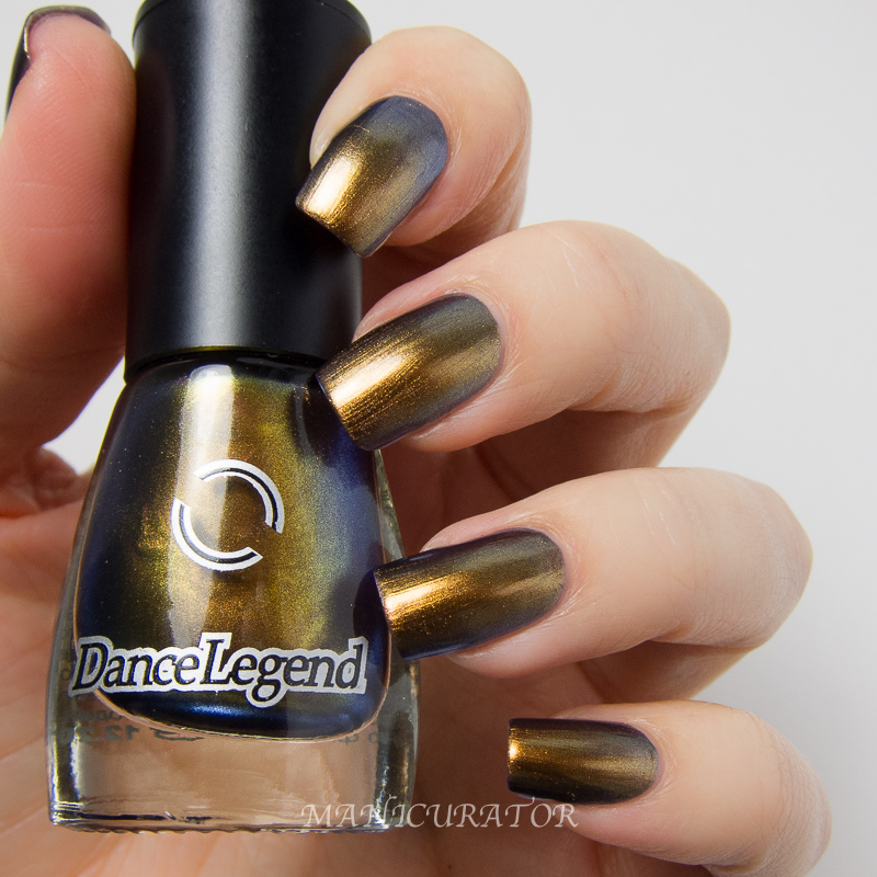 Dance Legend Chameleon Multichrome Collection Swatch And
